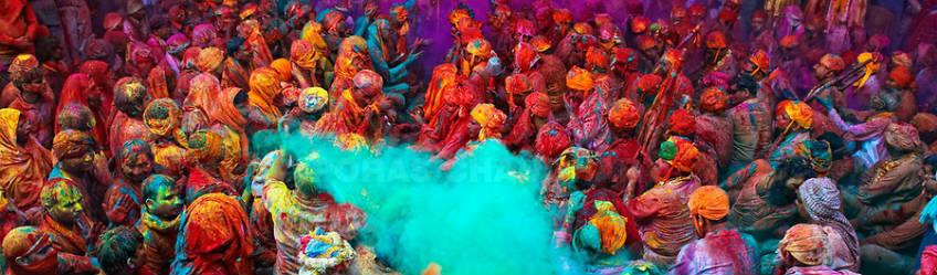 Holi, el Festival de los Colores en la India