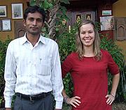 Viaje a India de Iria