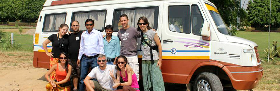 Tour por la India