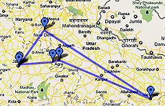 Circuito: Triángulo de Oro y Varanasi